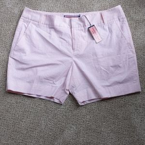 Vineyard Vines Size 10 NWT Pink and white